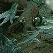 Greenwood Frontis: by Charles Vess
